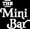 Mini Bar Gold Logo white 150